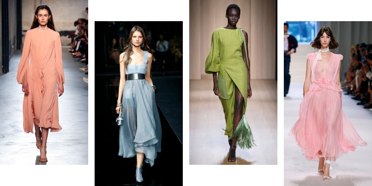 Trends For Spring 2020.Milan Fashion Week The Trends For Spring Summer 2020