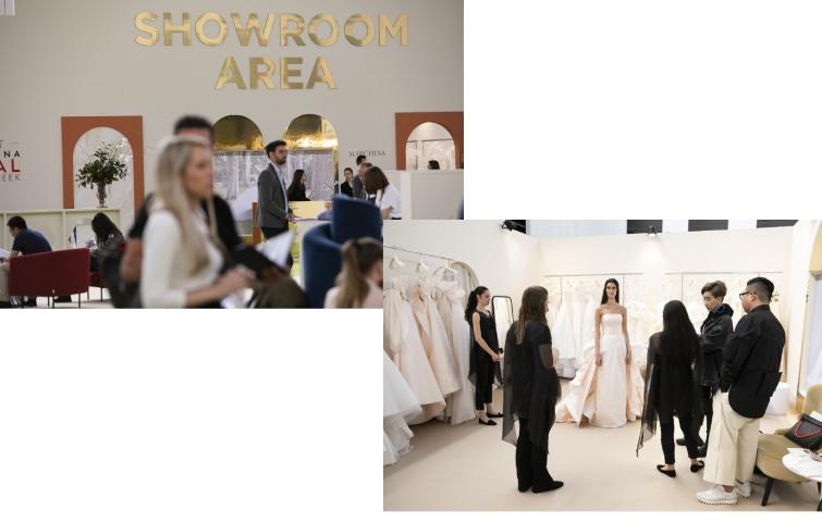 Showroom Area VBBFW19 – Hall 2